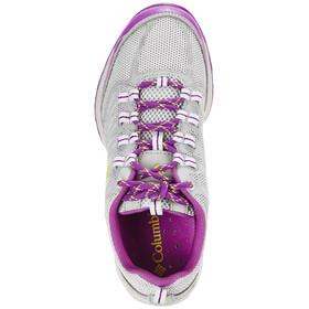 Columbia Ventrailia Razor - Chaussures Femme - gris/rose